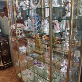 German and European porcelains